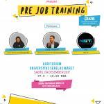 Pre Job Training UNS ( Sabtu 9 Desember 2017)
